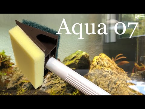Aquarium Scheibenreiniger | Aqua 07 | Crowncheck