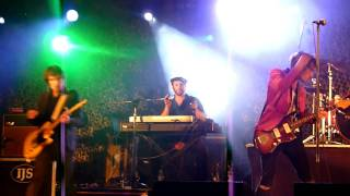 You Am I - 'How Much Is Enough' live at Woodford Folk Festival 2010/11