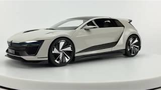 DNA Collectibles Volkswagen Golf GTE Sport Concept