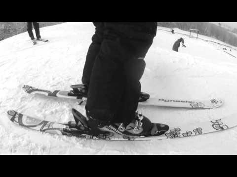 Видео: Видео горнолыжного курорта Горский в Новосибирская область