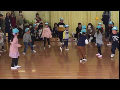 ゲームあそび! 苫小牧 エンゼル幼稚園 2019.01.24