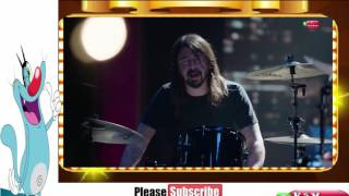 Dave Grohl and Animal Drum Battle - The Muppets _Review Search world