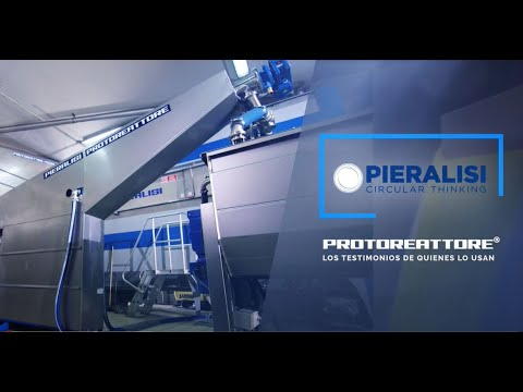 Protoreattore® Pieralisi, los testimonios de quienes lo usan
