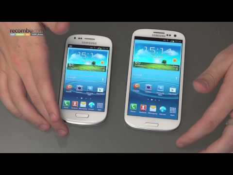 Samsung Galaxy S3 Mini VS Samsung Galaxy S3