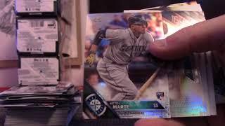 2016 Topps Chrome, Tier ONE & 2017 Chronicles MLB 7 Box