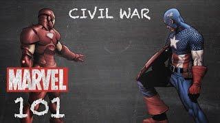 The Super Hero Registration Act - Civil War