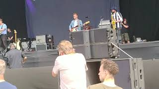 Sam Fender   The Borders   TRNSMT 2019
