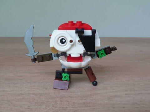Vidéo LEGO Mixels 41567 : Skulzy