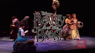 BEAUTY AND THE BEAST - Video Clips from Opening Night