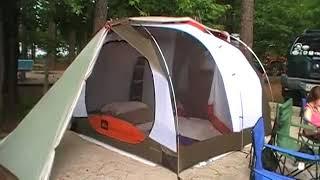 REI Kingdom 4 Family Tent review