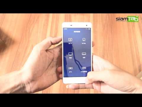 พรีวิวแกะกล่อง Xiaomi mi4 สเปคแรงสุดๆในราคาหมื่นต้นๆ