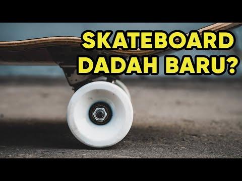 Skateboard Gaya Cool Dekati Anak-Anak Asnaf