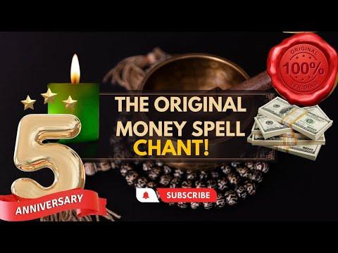 Money Spell Chant For Instant Manifestations