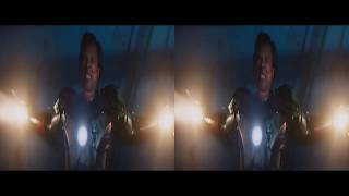 Every Iron Man Transformation Suit Up VR 3D Experience