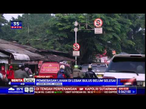 Pembangunan Stasiun Layang MRT di Lebak Bulus Molor
