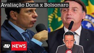 Trindade: Doria está agindo como se fosse presidente do Brasil