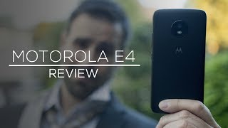 Moto E4 Review: The Best $70 Phone You Can Buy!