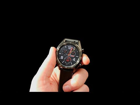 Huawei Watch GT im Test