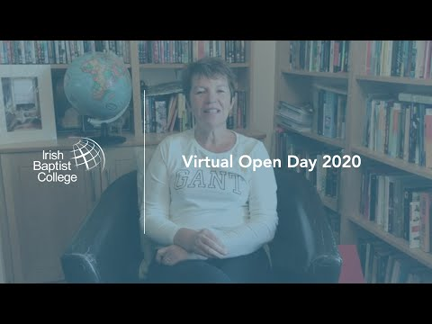 IBC Video: Virtual Open Day // Christine Lamont - Student