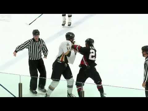 Brandon Fehd vs. Jake Hauswirth