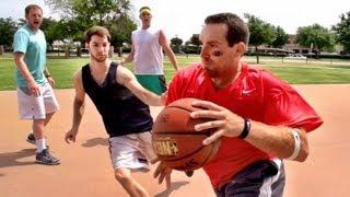Pickup Basketball Stereotypes - dooclip.me