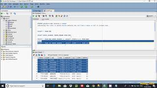 How to Display  Middle Record Of a Table in Oracle SQL