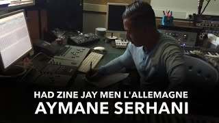 Gambar cover Aymane Serhani - HAD ZINE JAY MEN L'ALLEMAGNE (Cheb Hasni)