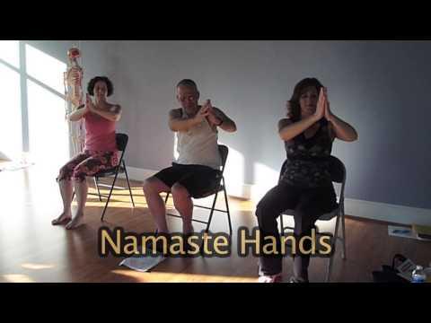 Chair Yoga Teachers! Six Ideas for your Next Class by Chair Yoga ...