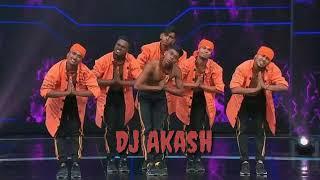 THE VETERANS || DANCE PLUS 4  CLEAN MIX || DJ @KASH || KRAZZY BOYZ DANCE CREW ||
