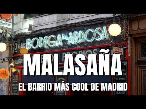 Turismo en MADRID: MALASAÑA, el barrio mas cool de la ciudad