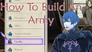 5 Tips for Building an Army in Fire Emblem Three Houses