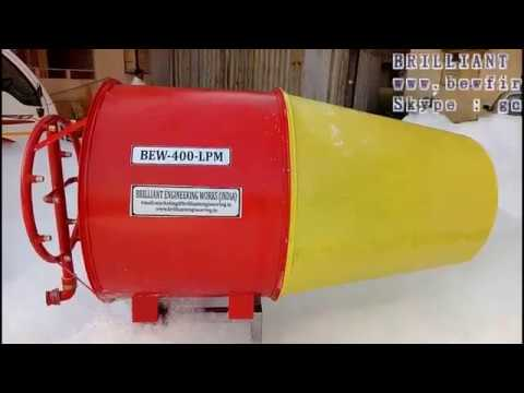 BEW400LPM High Expansion Foam Generator