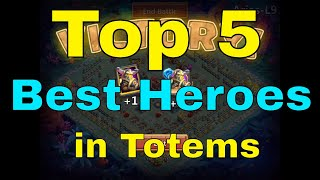 Castle Clash Hero Guide: All Heroes, Best Talents, Insignias