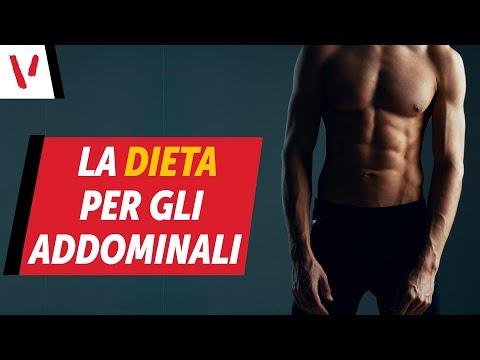 Come perdere grasso laterale con i pesi