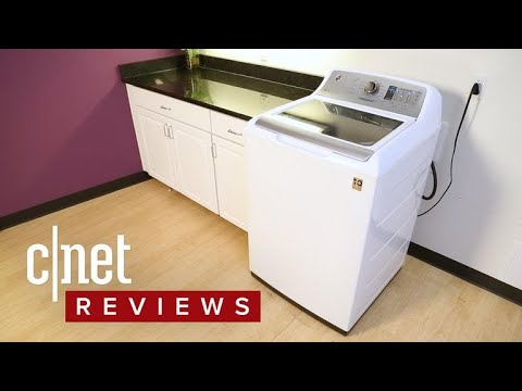 GE GTW750CSLWS top-load washing machine review