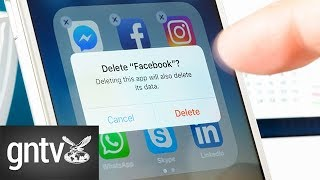 What you need to know before you delete your FB account