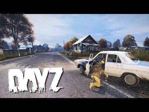 Grand Theft Auto DayZ