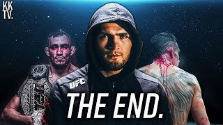 The Tragic End of Khabib vs Tony Ferguson - (What really happened)