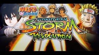 VideoImage1 NARUTO SHIPPUDEN: Ultimate Ninja STORM Revolution