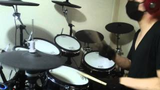 THE GAZETTE REGRET drum cover