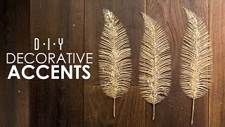 Decorative Accents - DIY THRIFTMAS Day 3
