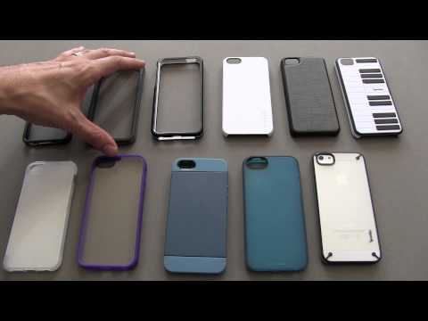 Download The Best iPhone 5 Slim Cases HD Mp4 3GP Video and MP3