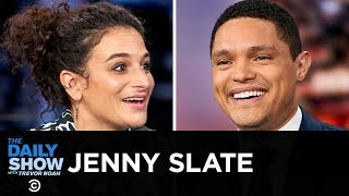 """Jenny Slate - Writing """"Little Weirds"""" and Creating """"Stage Fright"""" 