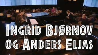 Ingrid Bjørnov møter Anders Eljas.