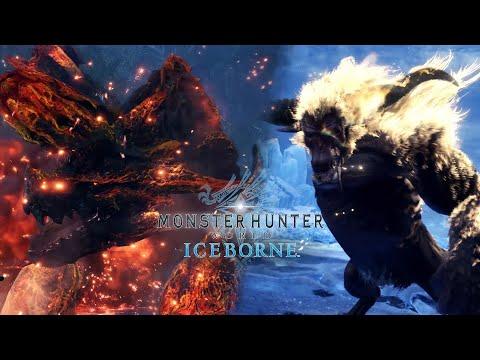 《魔物獵人世界:ICE BORNE》大型更新第三彈「猛爆碎龍」、「激昂金獅子」登場!