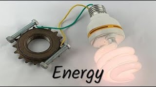 New FreeEnergy Generator With Copper Wire 100% Ideas Creative For 2020