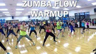 Zumba Flow Warmup (Music by Alex Tatoo)