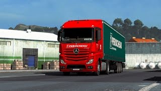 ETS2 1 26 - ProMods 2 15] Realistic Graphics Mod v1 6 6 for ETS 2