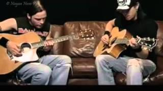 Tears Dont Fall Acoustic Bullet For My Valentine Unplugged HD