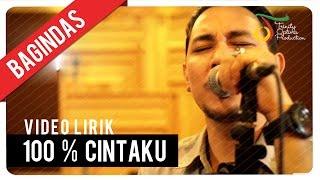 Chord Kunci Gitar dan Lirik 100% Cintaku - Bagindas, Lagu TikTok: Satu Hitam Manis Sedikit Berkumis